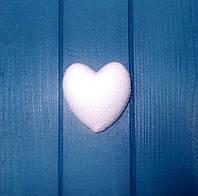 Сердце для декорирования 6х6 см