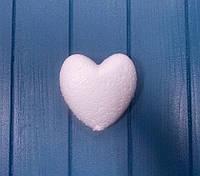 Сердце для декорирования 8х8 см
