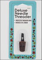 Заправщик ниток Deluxe Needle Threader