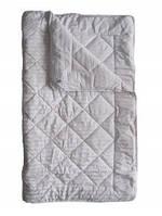 Одеяло овечья шерсть_сатин_конд 140х205