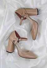 Туфлі на широку ногу жіночі від виробника модель РМ70