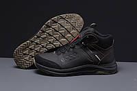 Зимние мужские кроссовки Ecco Biom, коричневые ботинки экко. Наличие размеров в описании