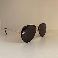Солнцезащитные очки женские Guc 1 черный
