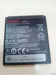 Аккумулятор Lenovo BL253 A1000/A2010/A2016/A2580/A2860 (2000 mAh) orig