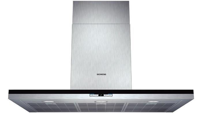 Кухонная настенная вытяжка Siemens LC98BE542