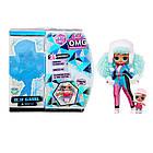 Игровой набор с куклой L.O.L. SURPRISE! серии O.M.G Winter Chill – Ледяная Леди 570240, фото 2