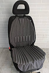 Ортопедична еко подушка - чохол EKKOSEAT на автомобільне сидіння, універсальна