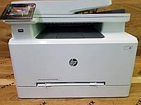Принтер HP Color LaserJet Pro M281FDN Без картриджей, фото 6
