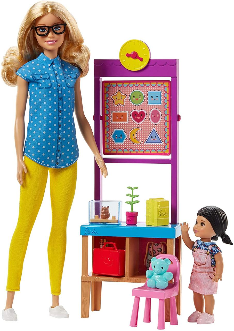 Игровой набор Барби Учительница