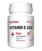 Витамины EntherMeal E 200 30 капсул