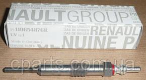 Свеча накала Renault Duster 1.5 DCI (оригинал)