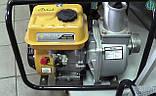 Мотопомпа бензинова Forte FP30C для чистої води 4.7 кВт, фото 3