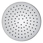Лійка кругла для душу з аерацією D 200 мм LD-11.R08-200, фото 2