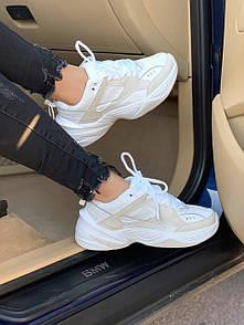 Женские кроссовки Nike M2K Tekno Summit White