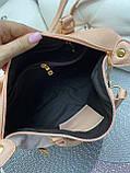 Сумочка комбінована нат.замша/кожзам якість люкс арт.0226-1, фото 4