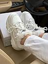 Жіночі черевики Buffalo London White Fure, фото 2