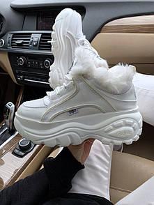 Жіночі черевики Buffalo London White Fure