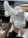 Жіночі черевики Buffalo London White Fure, фото 9