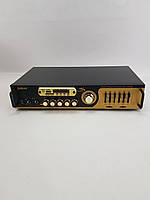 Усилитель мощности звука  UKC AV-121BT с караоке и Блютуз