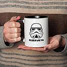 """Кружки парные """"Star Wars"""" персонализированные, фото 3"""
