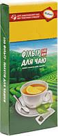 Пакеты Фильтр-пакеты для чая 7х12cм  100шт  для чашки  prpt.0289