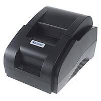 Термопринтер XPrinter XP-58IIH 58 мм POS 4625, КОД: 225977