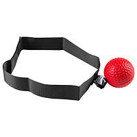 Тренажер для бокса fight ball, Мяч на резинке 91061