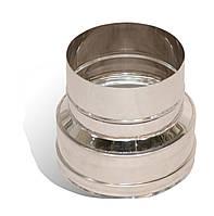 Перехід із нержавіючої сталі Versia-Lux ф 300 мм 0,6 мм 11903, КОД: 1812269