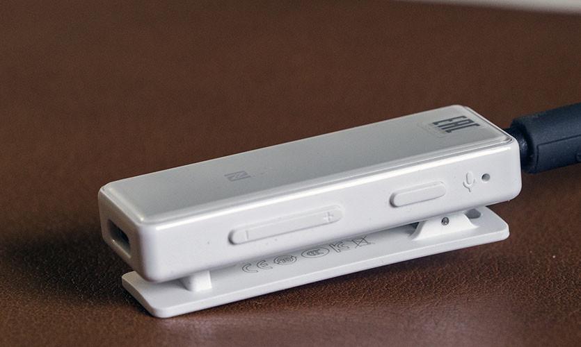 Fiio / FiiO uBTR - компактный Bluetooth ресивер   усилитель для наушников
