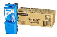 Картридж Kyocera TK-825C 1T02FZCEU0 Cyan 6564992, КОД: 1865847