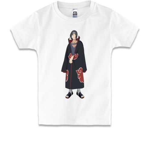 Детская футболка Uchiha Itachi