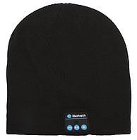 Шапка со встроенной Bluetooth гарнитурой Noisy Music Hat Черный hubnp21547, КОД: 905807