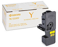 Картридж Kyocera TK-5220Y 1T02R9ANL1 Yellow 6556719, КОД: 1865818