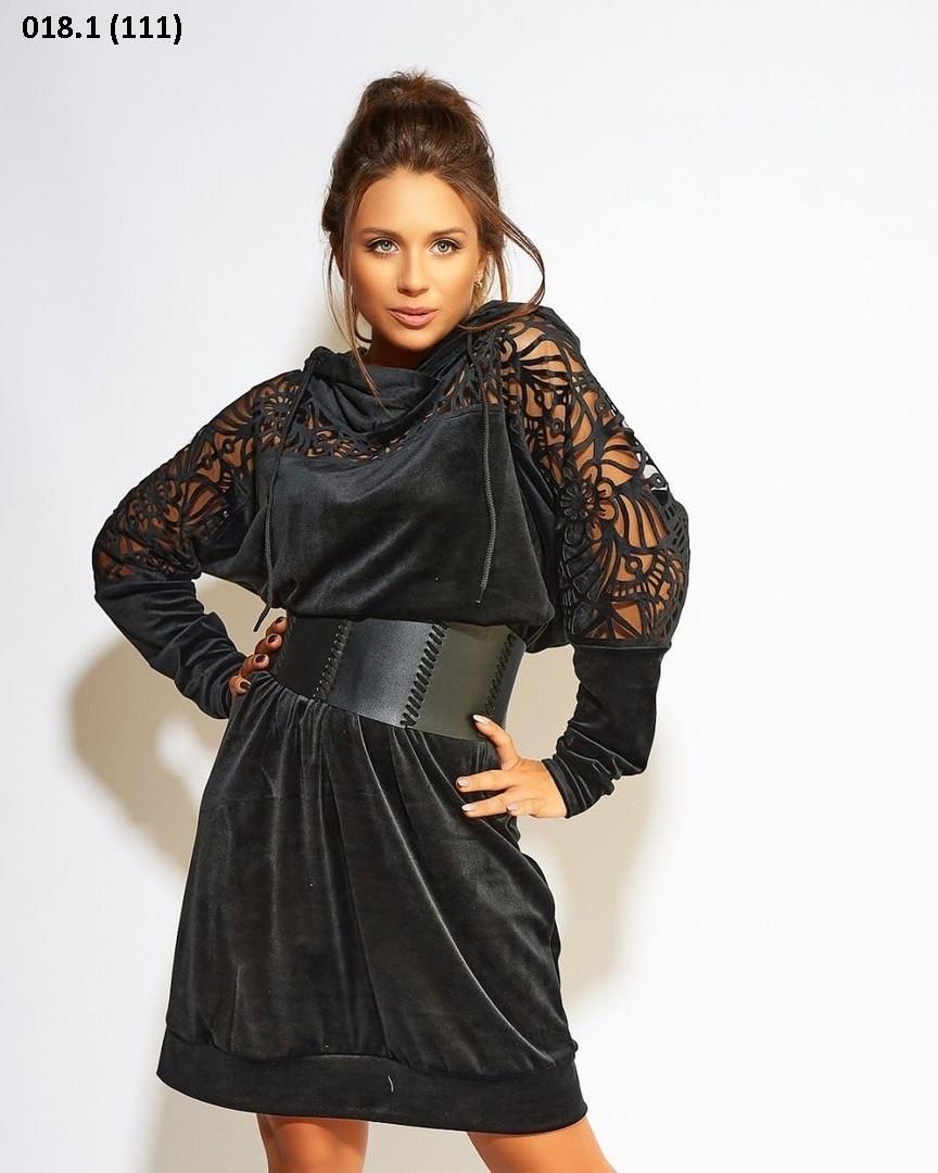 Шикарное женское платье 018.1 (111)