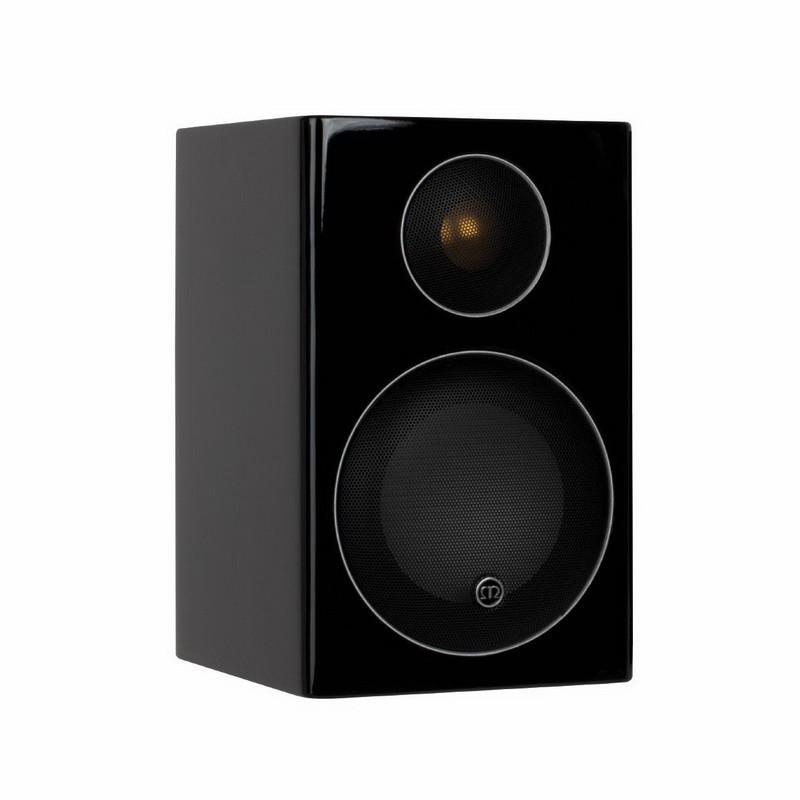 Полична акустики Monitor Audio Radius 90 gloss Black