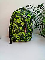 Рюкзак школьный Dolly-528 Зеленый, КОД: 1861440