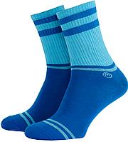 Носки женские Mushka Athletic blue ATB001 36-40 Синие 009506, КОД: 1234087