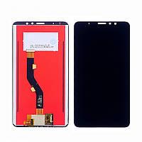Дисплей для Meizu Note 8 M822 с сенсором Черный DH0742, КОД: 1348398