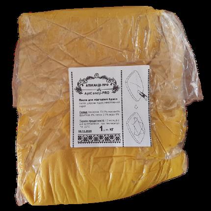 Канди подкормка для пчел (с пыльцой 2,5%) 1 кг, фото 2