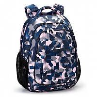 Рюкзак школьный Dolly-528 Сиреневый, КОД: 1861441