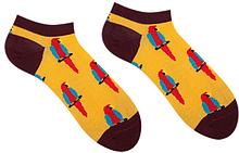 Носки женские короткие Sammy Icon Barcelona Short 36-40 Желтые 009574, КОД: 1214456