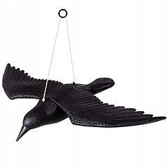 Ворон для отпугивания птиц Springos GA0128, КОД: 2388509