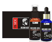Набор масел для бороды с феромонами Inside Beard Oil 30 мл hcLb38284, КОД: 356741