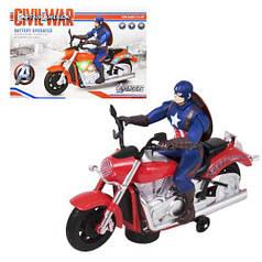 "Уценка Мотоцикл ""Капитан Америка"" C109у"