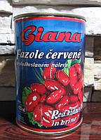 Фасоль красная Giana 400 гр