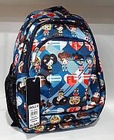 Рюкзак школьный Dolly-530 Синий, КОД: 1861434