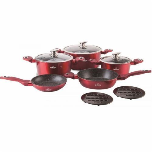 Набор посуды Bohmann BH 40 red