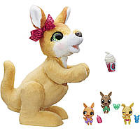 Интерактивная игрушка Кенгуру Мама Джози с малышами furReal Mama Josie
