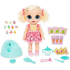 Чудо Беби Борн Кукла Принцесса и волшебный горшок 30 сюрпризов Baby Born Surprise Magic Potty Surprise