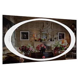 Зеркало прямоугольное с LED подсветкой SmartWorld Arantera 90x120x3 см (1012-d214-90х120х3)